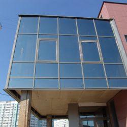 производство светопрозрачных конструкций для офисных зданий