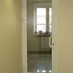 производство алюминиевых распашных дверей в москве